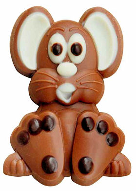 Milk Chocolate Mouse 40g (image 1)