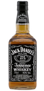 Jack Daniels Whiskey 35cl