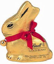 Lindt Easter Bunny Milk Chocolate 100g (image 1)