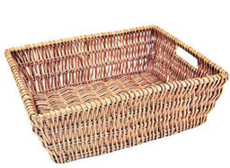 Extra Large Wicker Tray