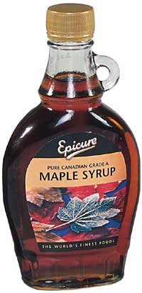 Epicure Maple Syrup 330g