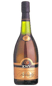 Kwv 10 Year Old Cape Brandy