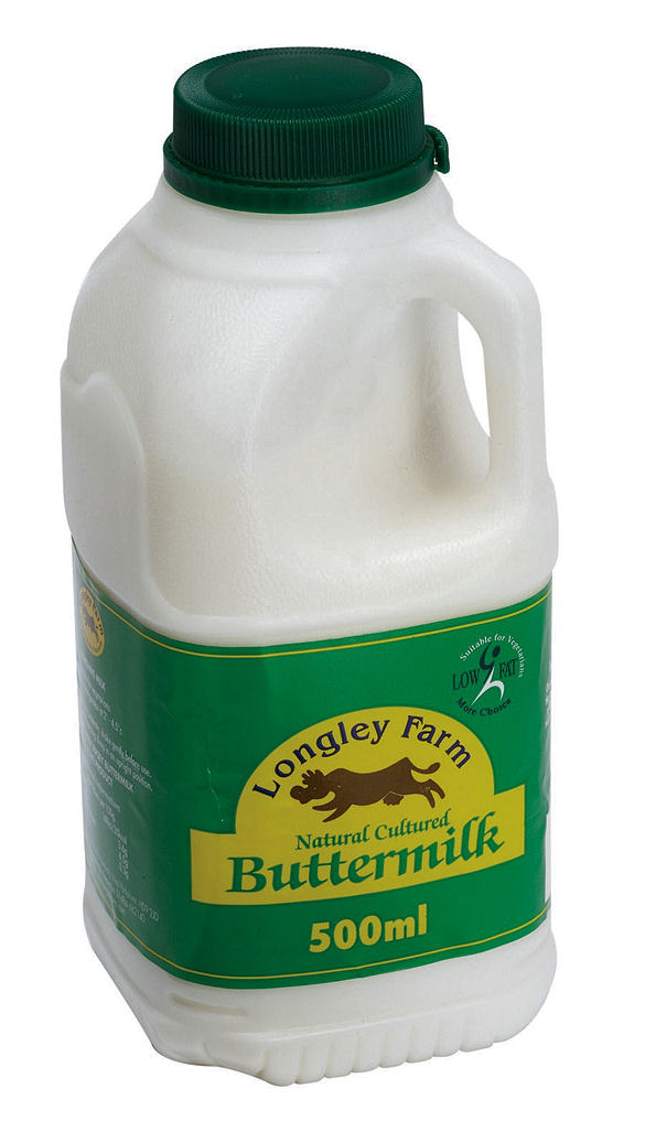 Longley Farm Buttermilk 500ML (image 1)
