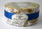 Long Clawson Baby Stilton Half Truckle