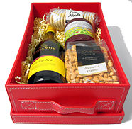 The Cheese and Wine Luxury Giftbox