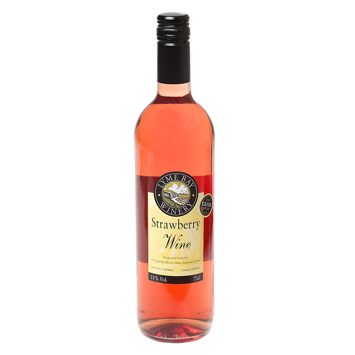 Lyme Bay Sloe Wine 75CL 14.5%