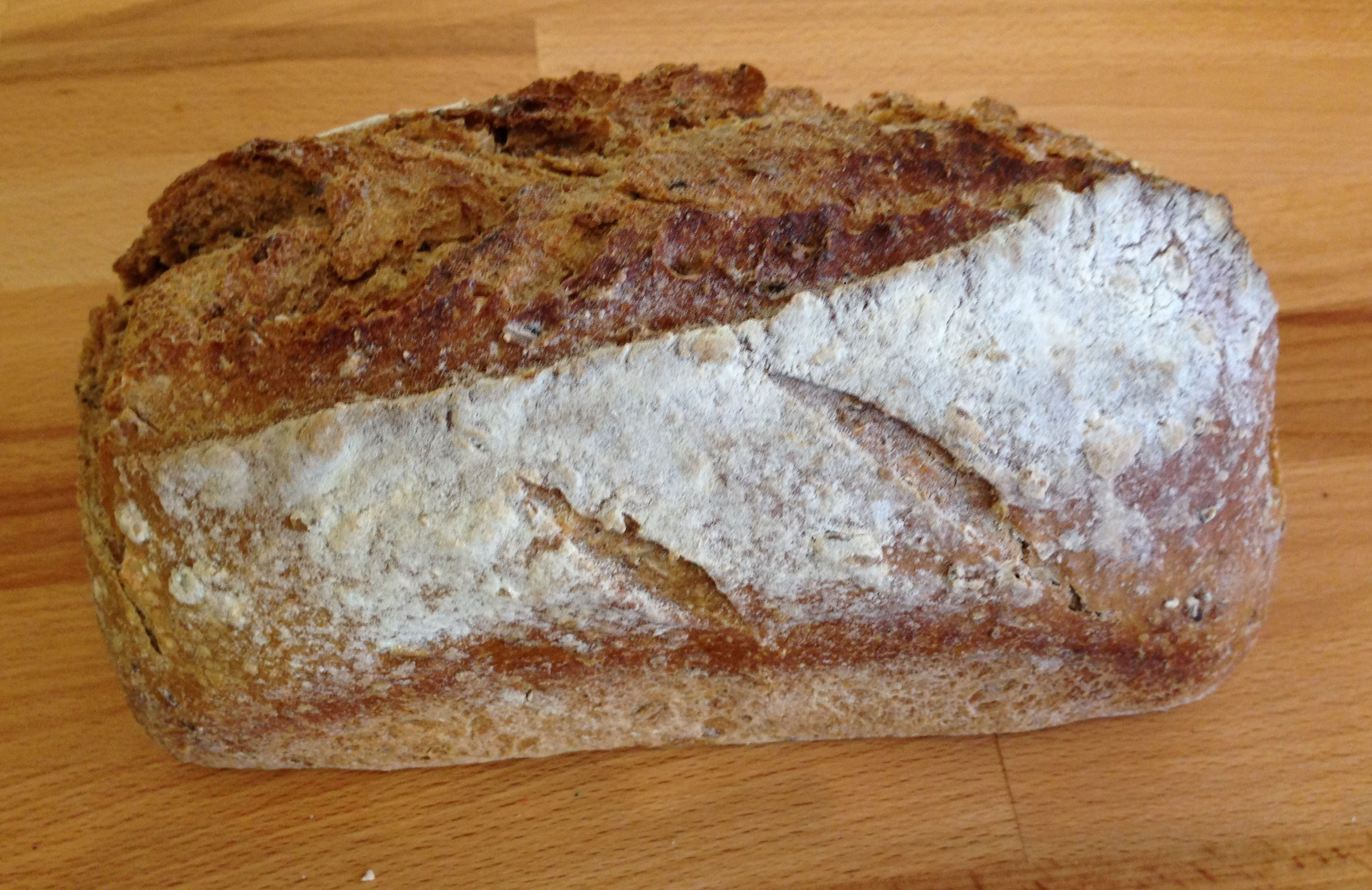 Lievito Sourdough Malt Tin Loaf