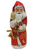 Lindt Milk Chocolate Santa 100g