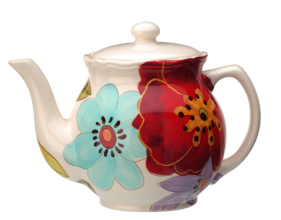 Laurie Gates Design Liza Tea Pot (image 1)