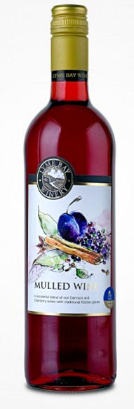 Lyme Bay Mulled Wine 75cl 13%