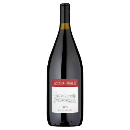 Marcel Hubert Dry Red Wine 1.5ltr