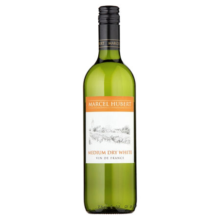 Marcel Hubert Medium Dry White Wine