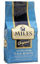 Miles Original Teabags 750g 240pc