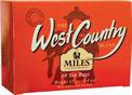 Miles West Country Teabags 125g