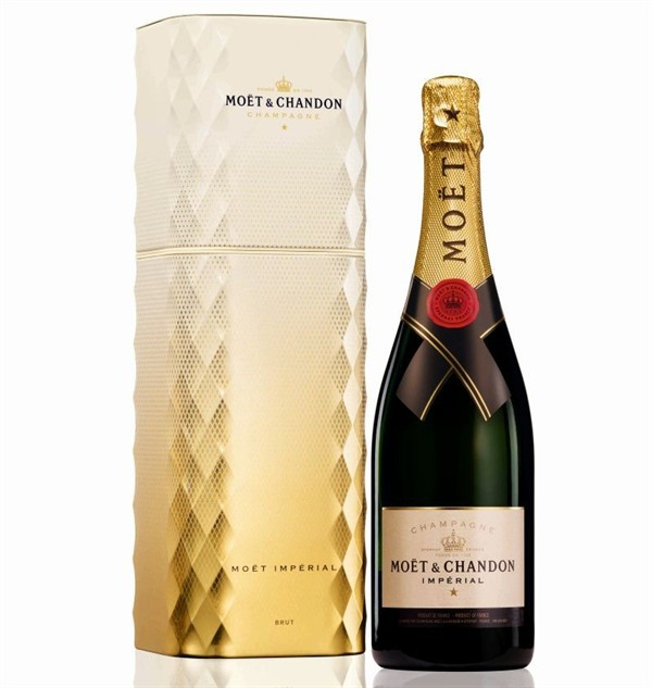 Moet Chandon Champagne Giftbox 75cl