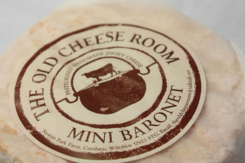 The Old Cheese Room Mini Baronet