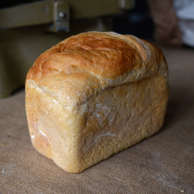 Overnight White Loaf 400g