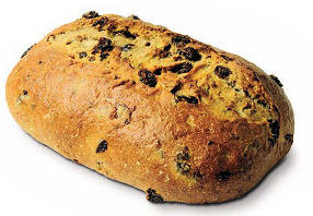 Pecan Raisin Bread (image 1)