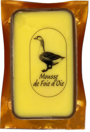 Pate Grand Mere Goose Liver Mousse 230g