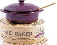 Buy Cassis Brie Bakers here