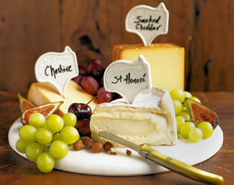 Petit Maison Cheese Labels
