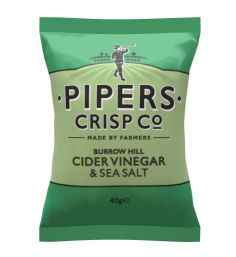 Pipers Sea Salt & Somerset Cider Brandy Vinegar 150g (image 1)