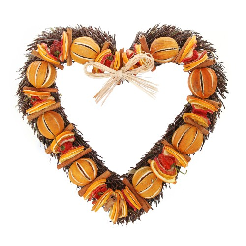 Devon Wreaths Heart Wreath