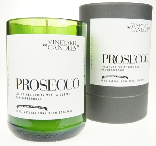 Vineyard Candles Prosecco