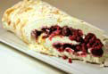 Raspberry Meringue Roularde (4-6 Serve)