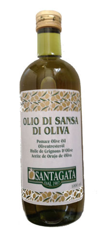 Santagata Sansa Light Olive Oil 1 Liter