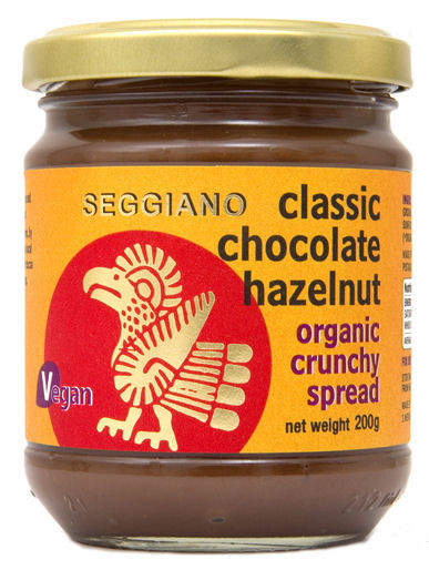 Seggiano Chocolate Hazelnut Spread 200g