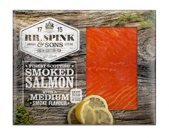 Spinks Smoked Salmon