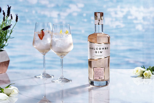 Salcombe Gin Marie Rose 5cl