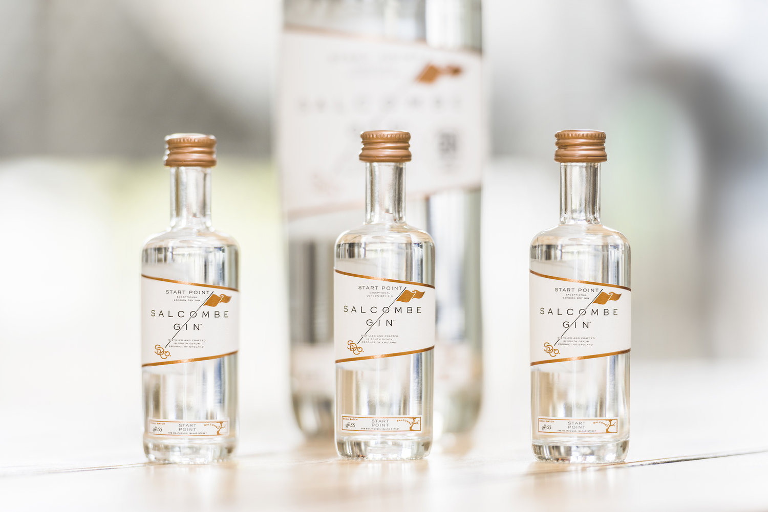Salcombe Gin Starting Point 5cl