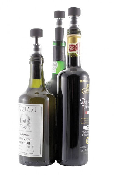 Soiree Stopair Wine Preserver; Not just for Wine! Use for your Olive Oil, quality Balsamic Vinegars etc
