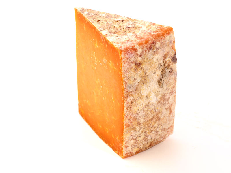 Sparkenhoe Aged Red Leicester Cheese 1kg