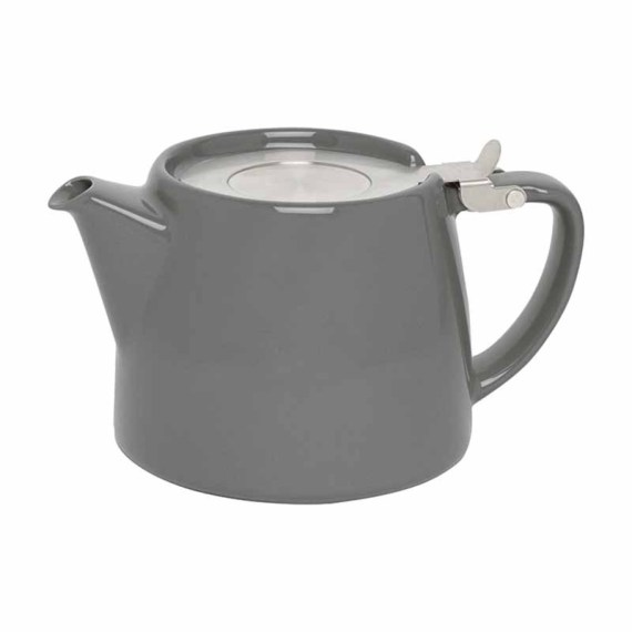 Stump For Life Teapot in Grey