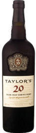 Taylors 20 Year Old Tawny Port 75cl