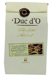 Duc d`O Milk Truffles with Cookies 200g