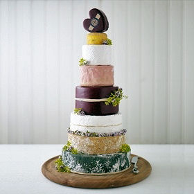 Celebration Cheese and Wedding Cakes