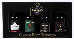 Grahams Classic Port Selection