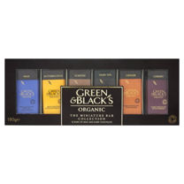 Green & Blacks Miniture Collection 180g