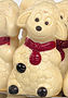 Larry the Lamb Belgian White Chocolate Sheep 75G