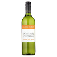 Marcel Hubert Medium Dry White Wine 75cl