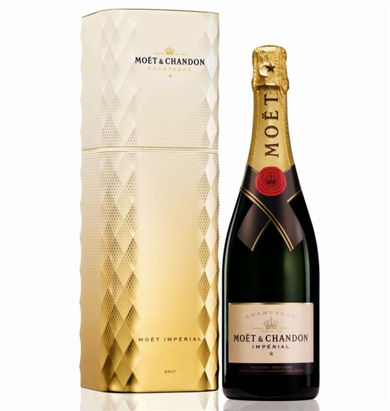 Moet Chandon Champagne Giftbox 75cl 12%