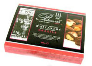 Whittakers Brazil Nuts in Dark Chocolate 200G