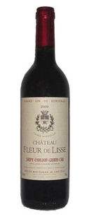 Fleur De Lisse Saint Emillion Grand Crus 75cl 14%
