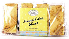 Cottage Delight Simnel Cake Slices 4pc