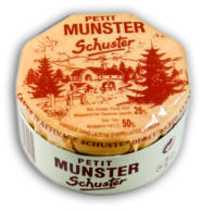 Remy Rudler Munster Cheese 125G