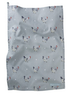 Sophie Allport Tea Towel - 'Chicken'